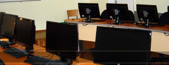 Модерни компютърни зали